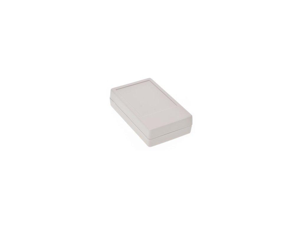 Plastová krabička Z55J,šedá
