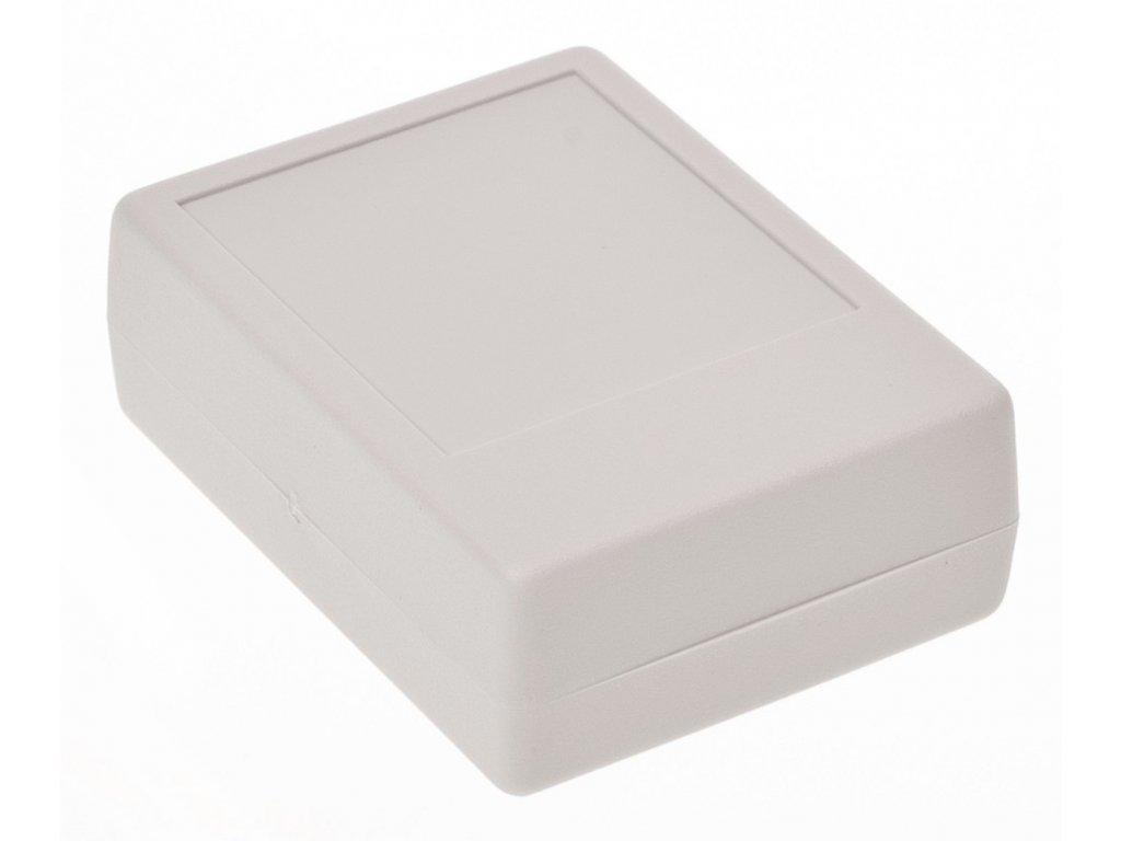 Plastová krabička Z62J, šedá