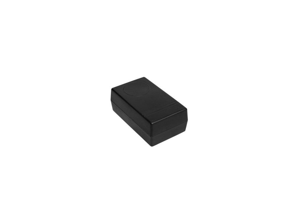 Plastová krabička Z30A, černá