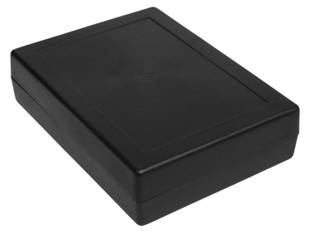 Plastová krabička Z33, černá