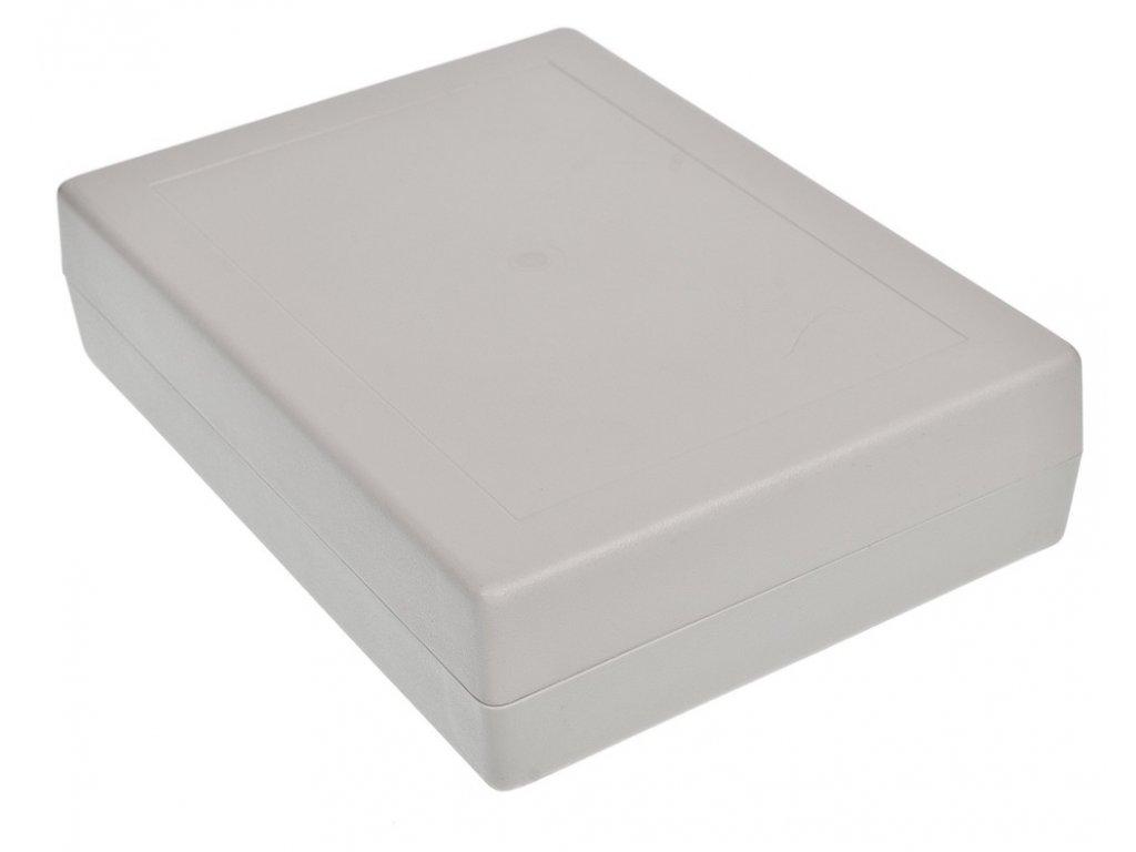 Plastová krabička Z33J, šedá