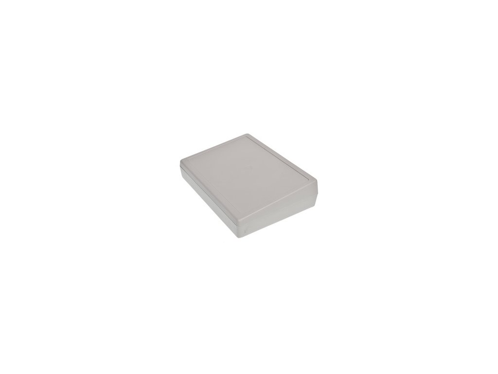 Plastová krabička Z33AJ, šedá