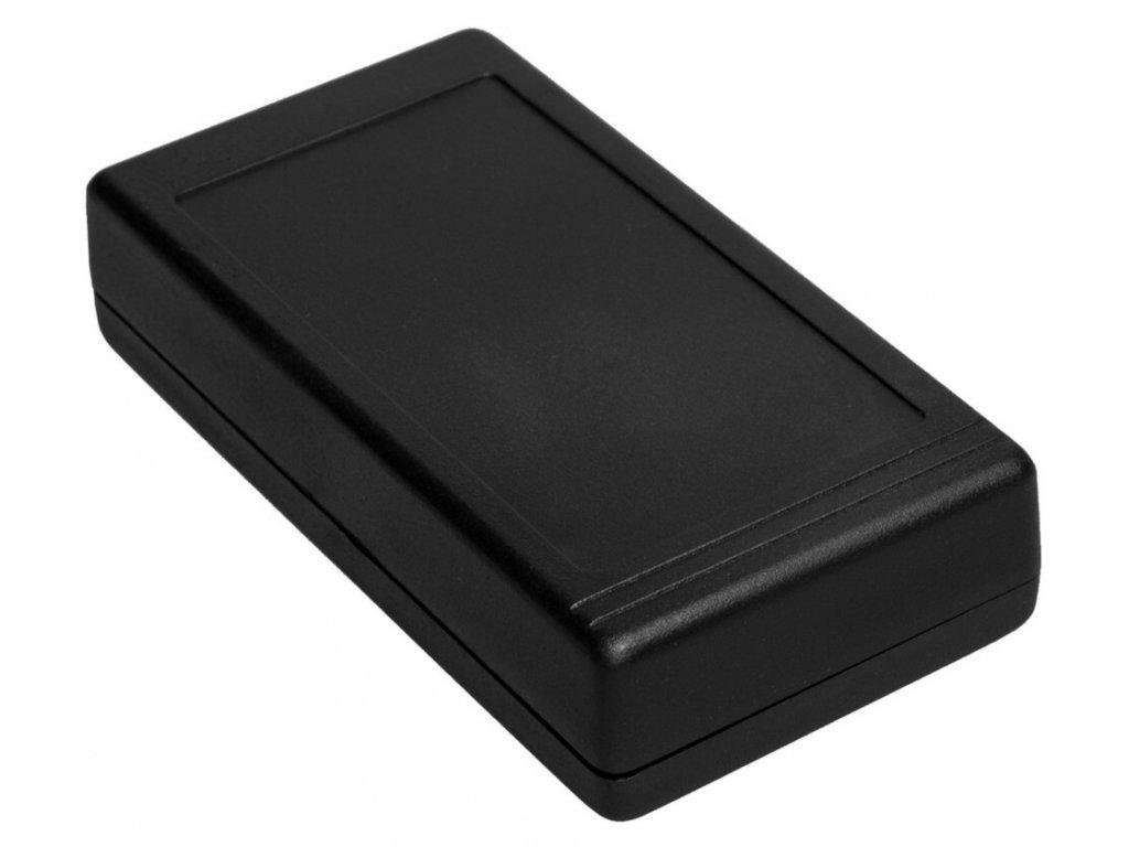 Plastová krabička Z34, černá