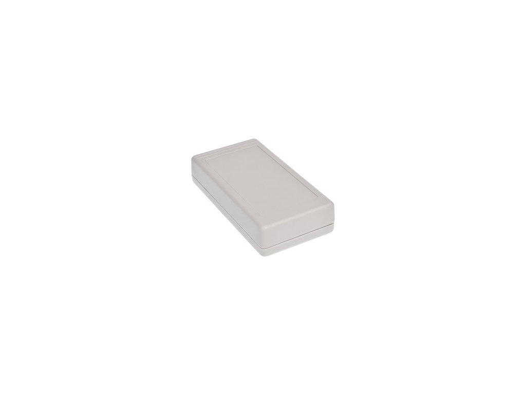 Plastová krabička Z34J, šedá