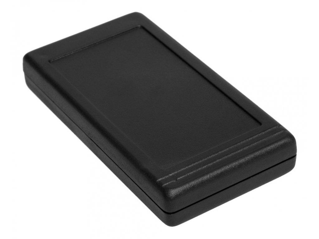 Plastová krabička Z34A, černá