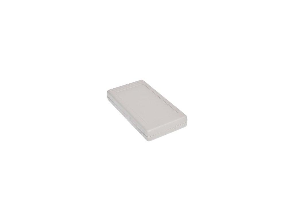 Plastová krabička Z34AJ, šedá
