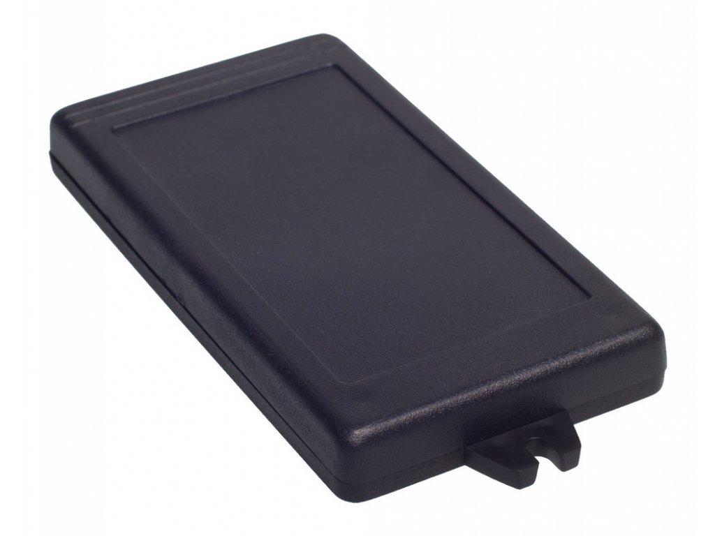 Plastová krabička Z34U, černá
