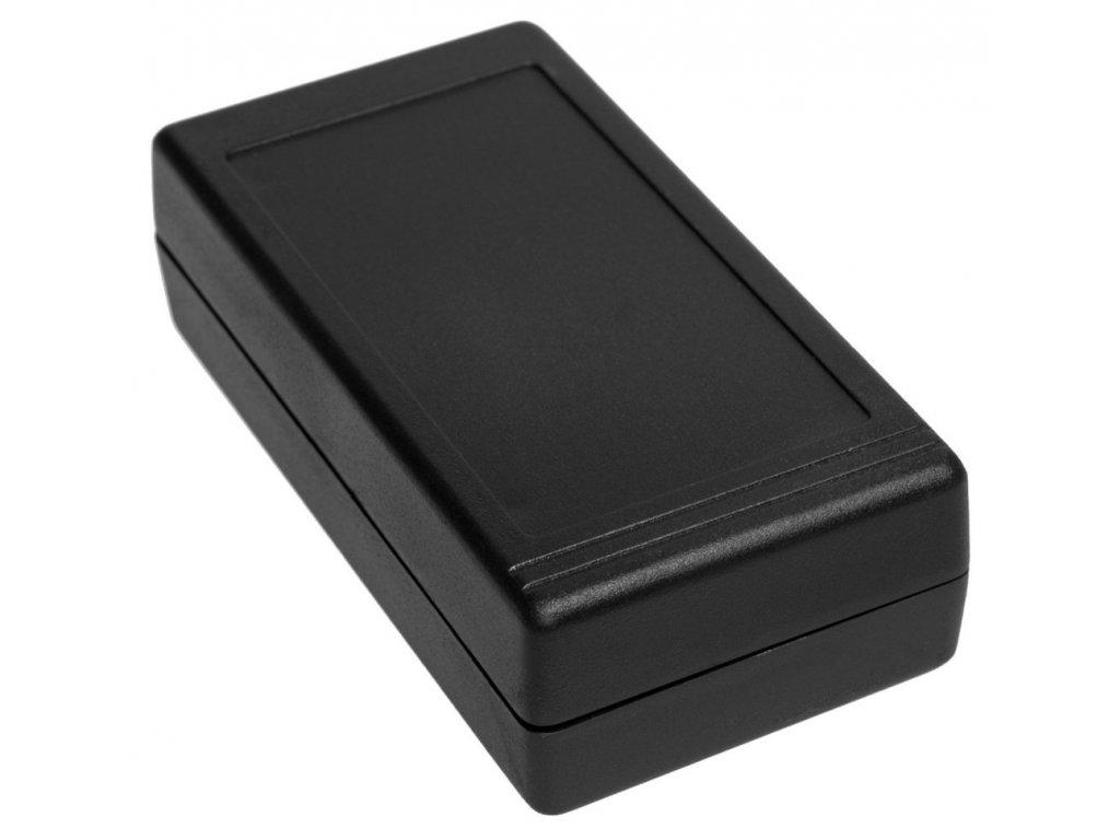 Plastová krabička Z34B, černá