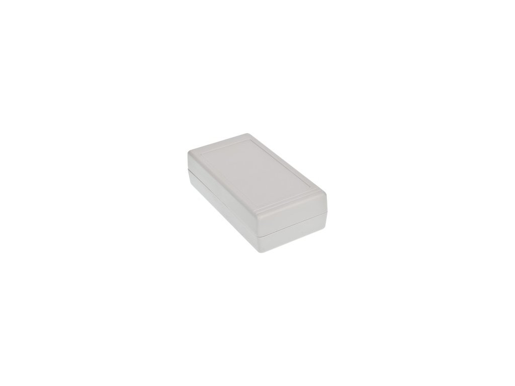 Plastová krabička Z34BJ, šedá