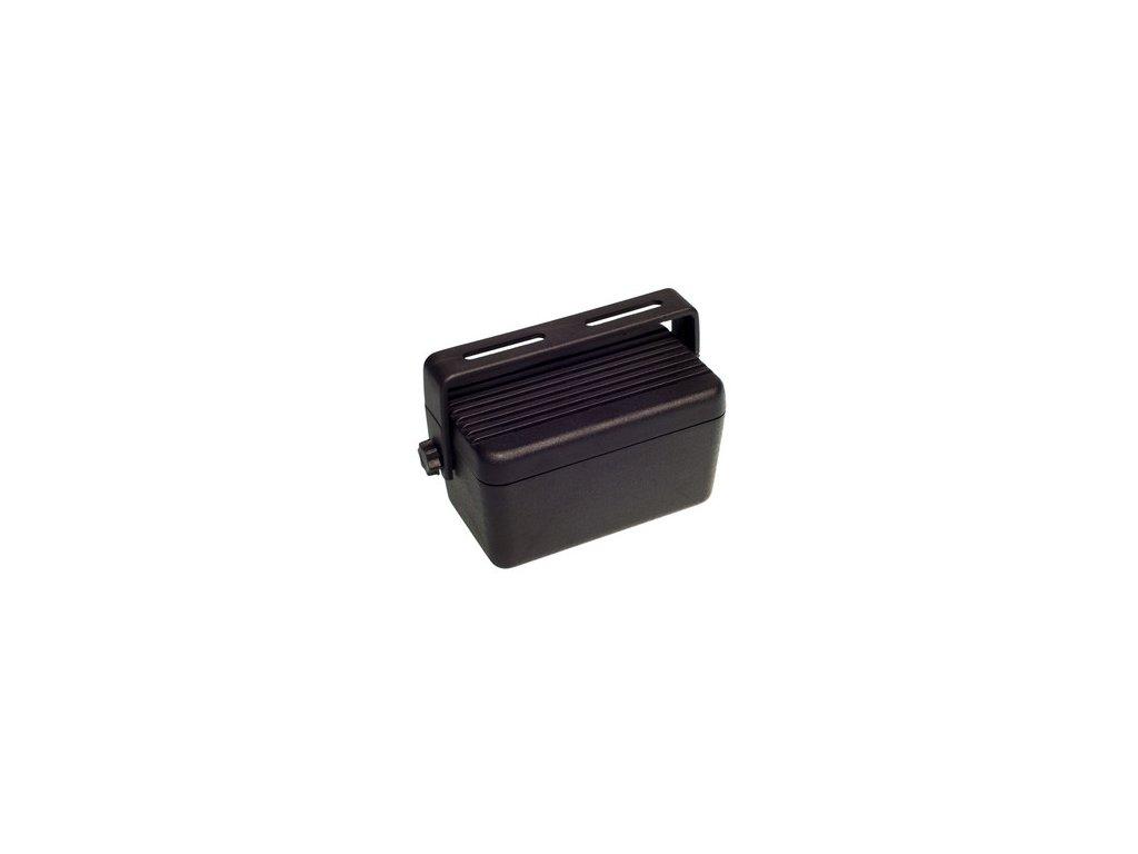 Plastová krabička Z41W, černá