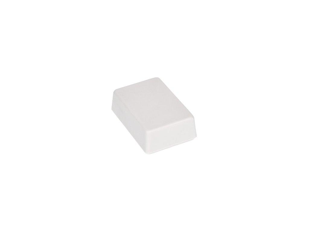 Plastová krabička Z43J, šedá