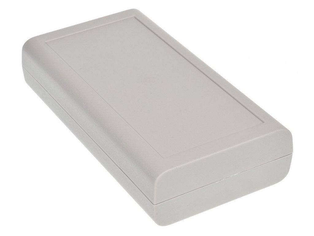 Plastová krabička Z44J, šedá