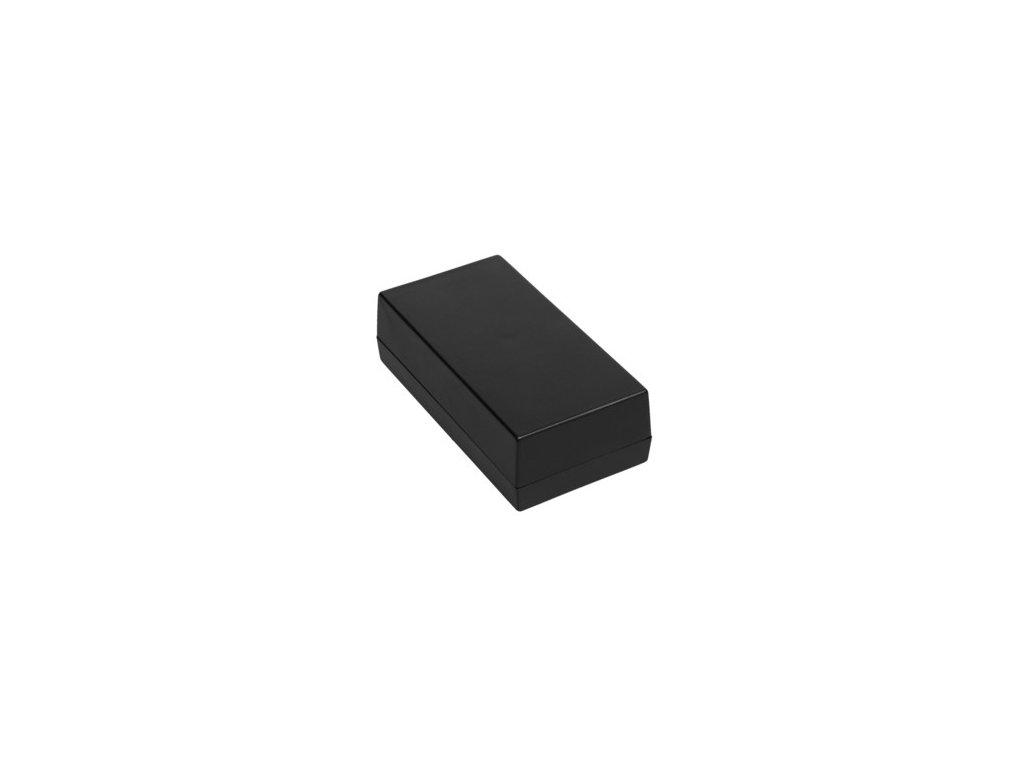Plastová krabička Z7A, černá
