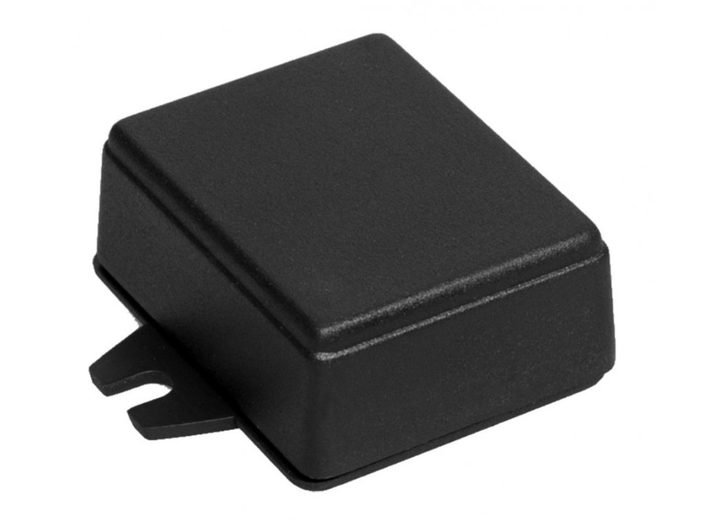 Plastová krabička Z47U, černá