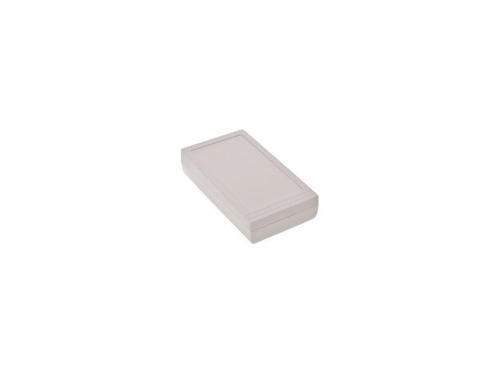 Plastová krabička Z48J, šedá
