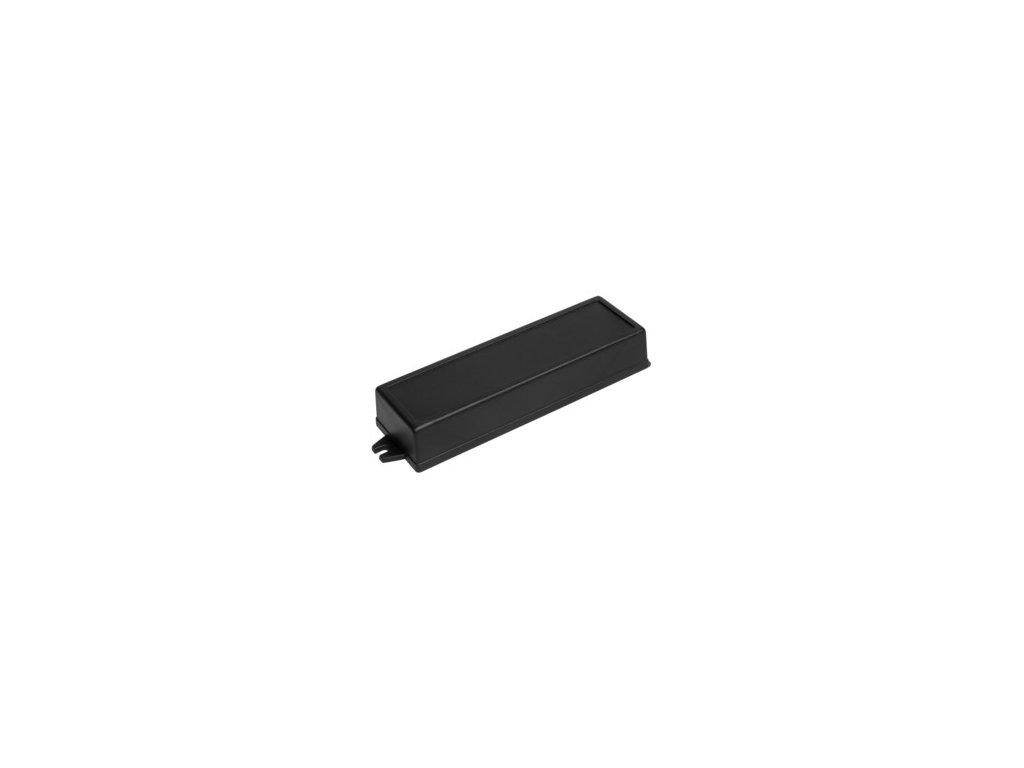 Plastová krabička Z51U, černá
