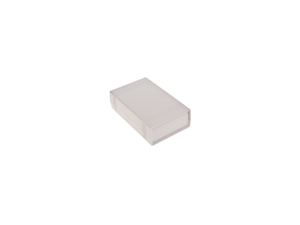Plastová krabička Z50J, šedá