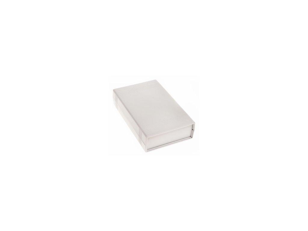 Plastová krabička Z50AJ, šedá