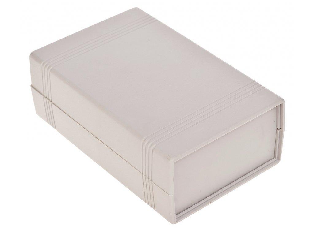 Plastová krabička Z50BJ, šedá