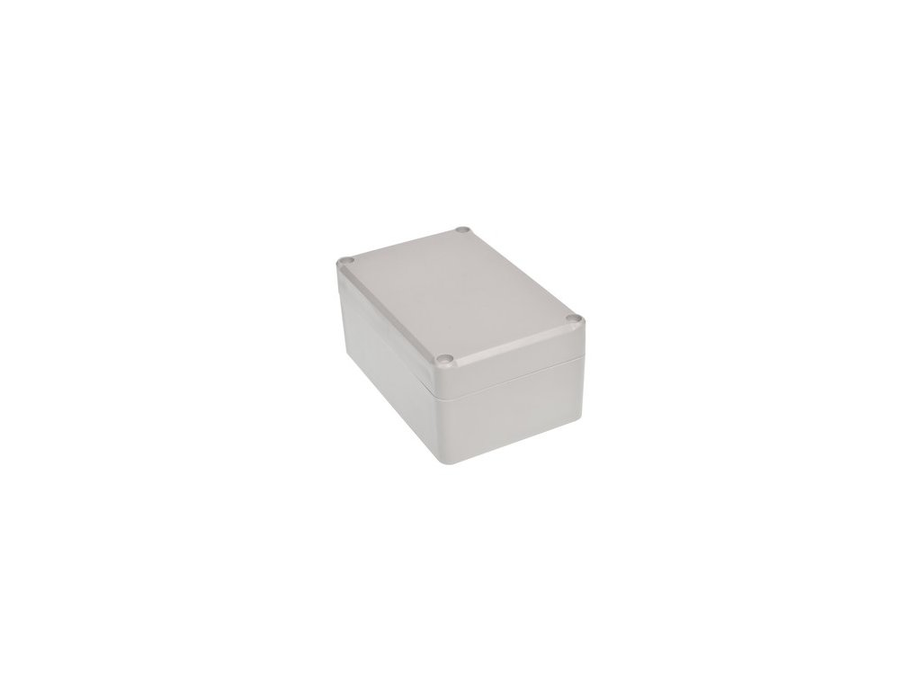 Plastová krabička Z57J, šedá