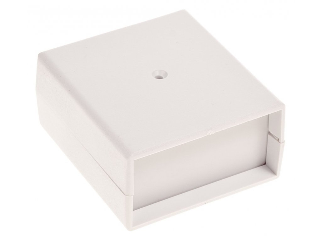 Plastová krabička Z60J, šedá