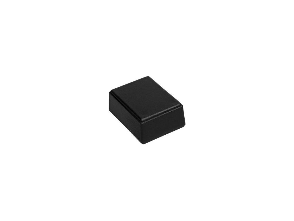 Plastová krabička Z68, černá