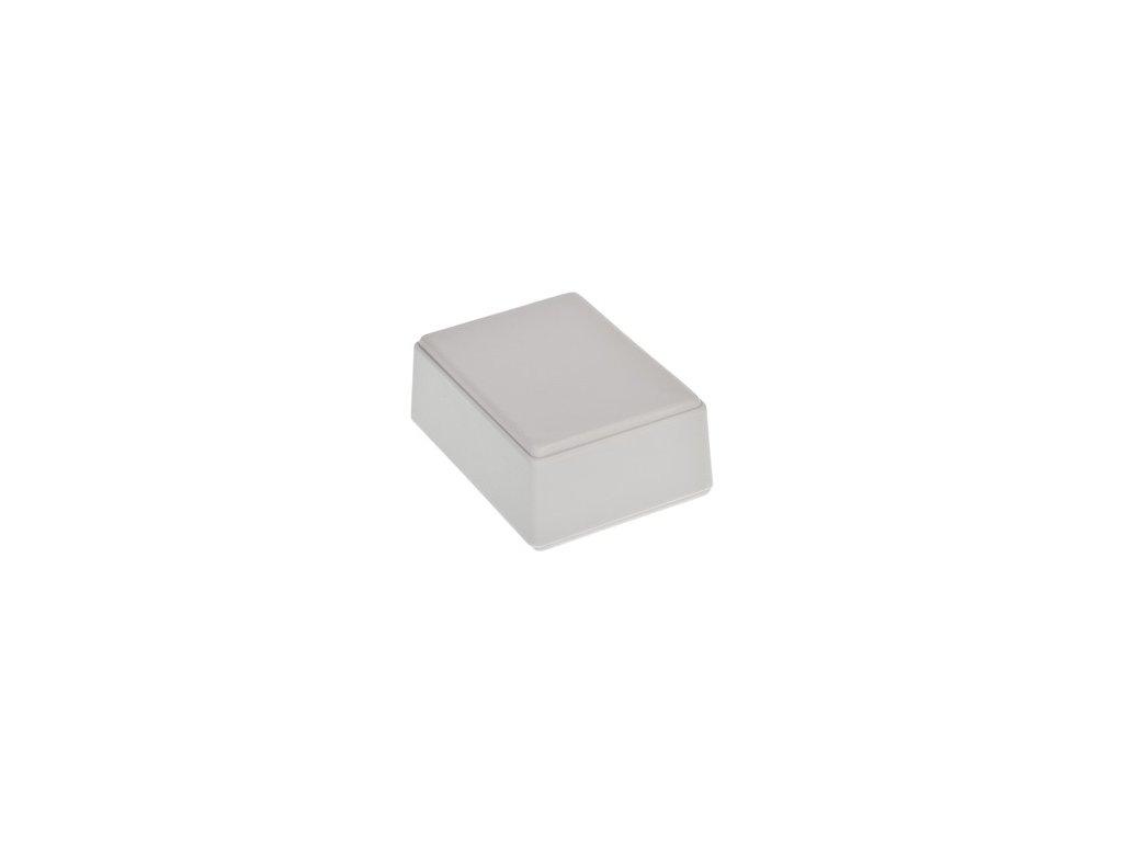 Plastová krabička Z68J, šedá