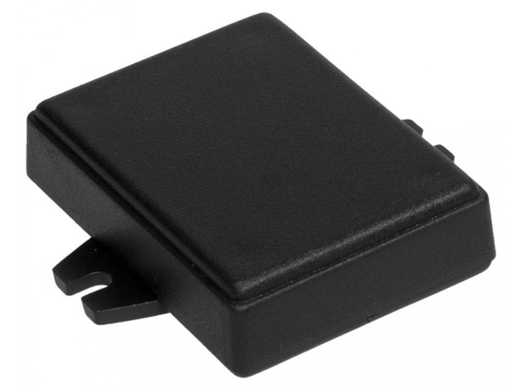 Plastová krabička Z69U, černá
