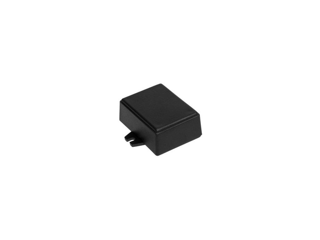 Plastová krabička Z68U, černá