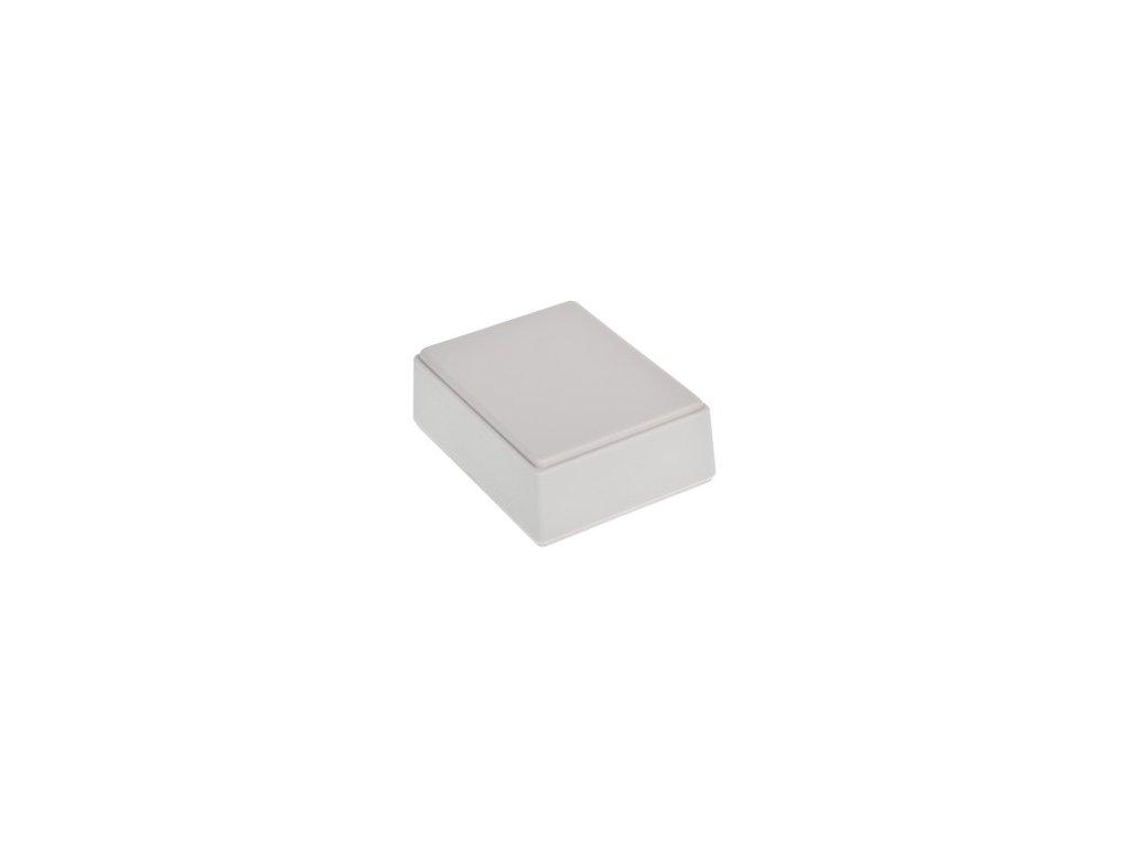 Plastová krabička Z70J, šedá