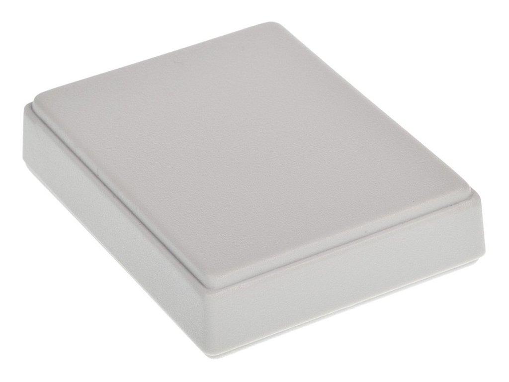 Plastová krabička Z71J, šedá