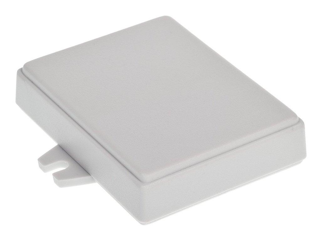 Plastová krabička Z71UJ, šedá