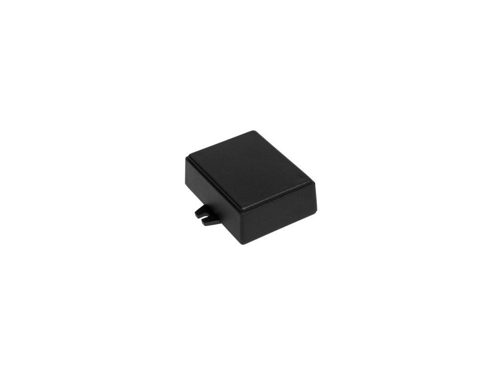 Plastová krabička Z70U, černá