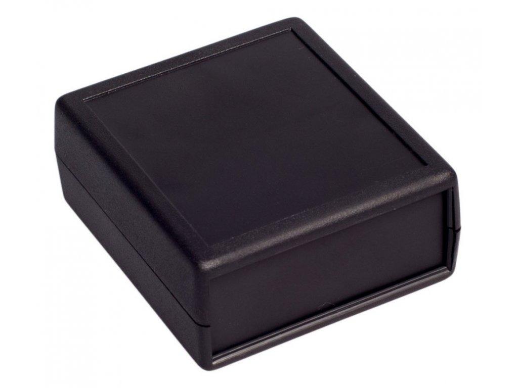 Plastová krabička Z67, černá