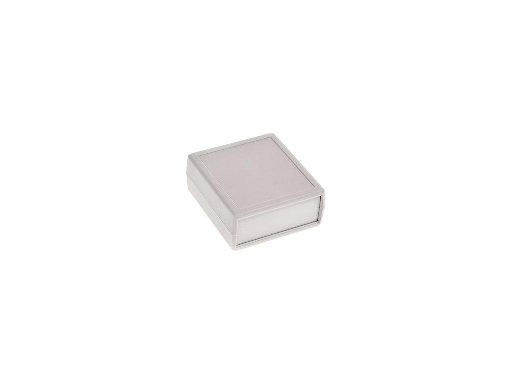 Plastová krabička Z67J, šedá