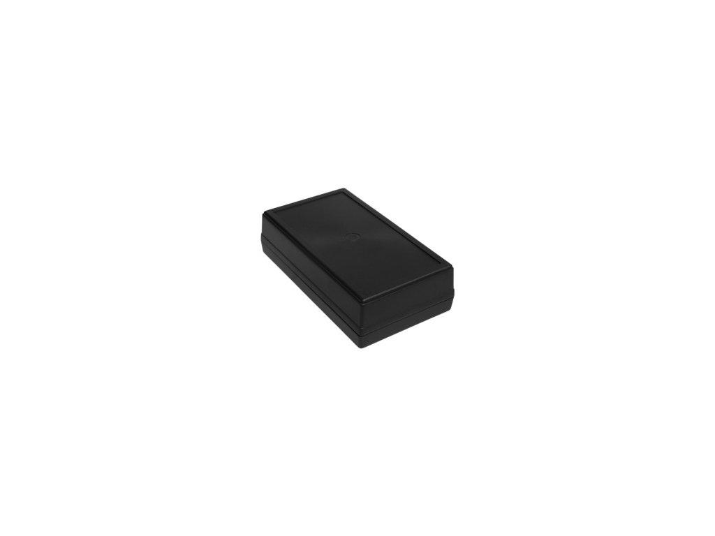Plastová krabička Z72, černá