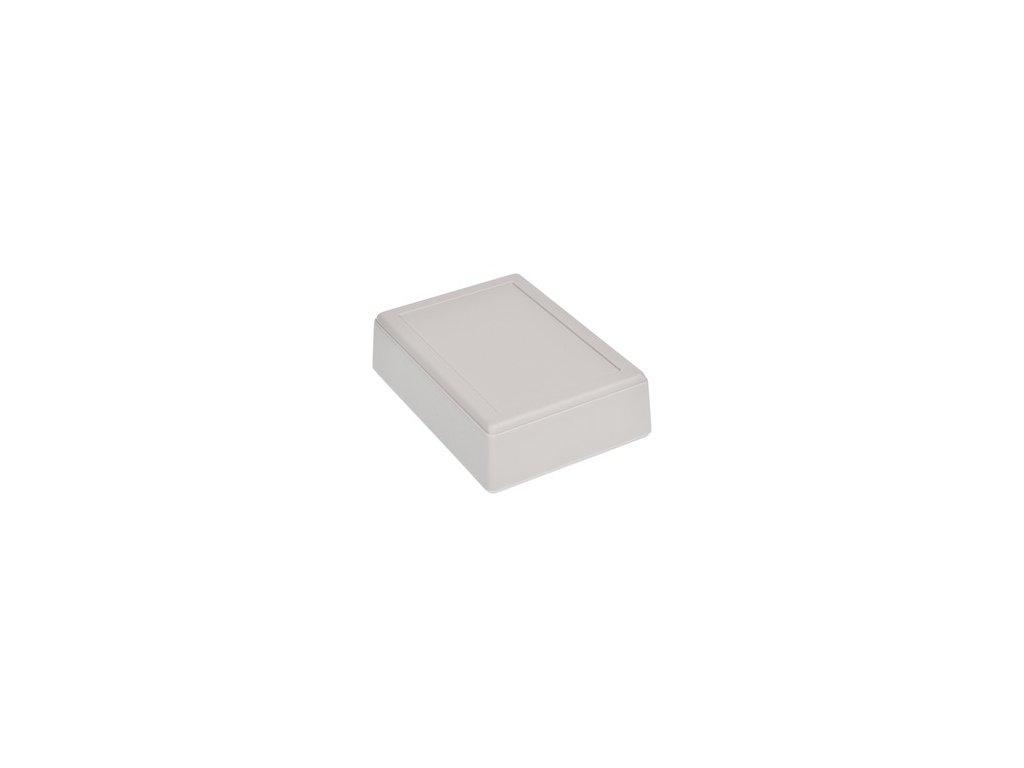 Plastová krabička Z73J, šedá