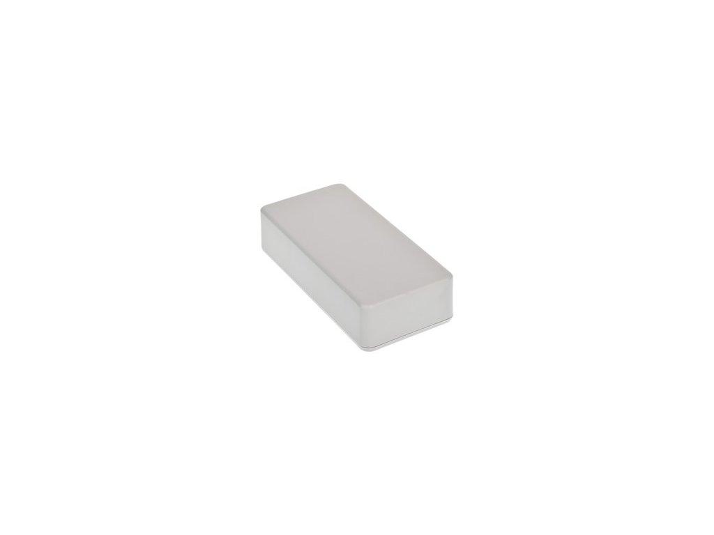 Plastová krabička Z75J, šedá