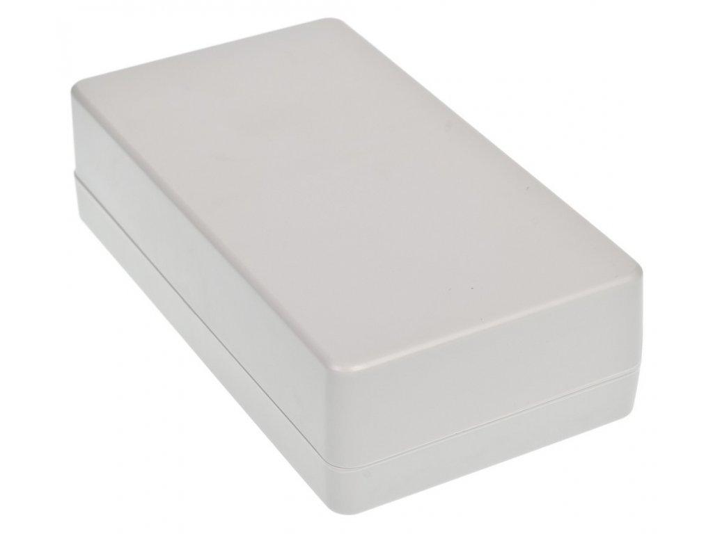 Plastová krabička Z78J, šedá