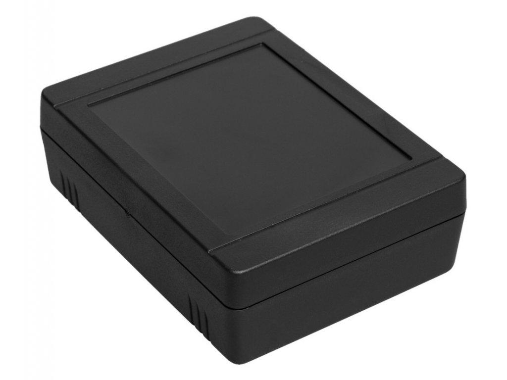 Plastová krabička Z80, černá