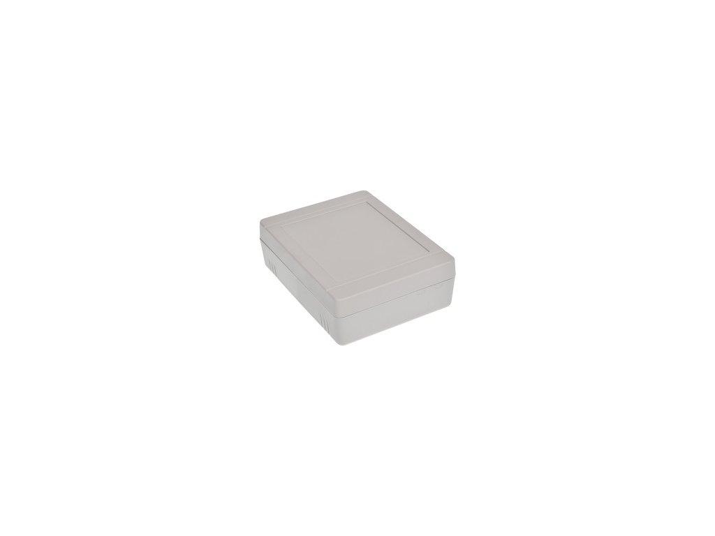 Plastová krabička Z80J, šedá
