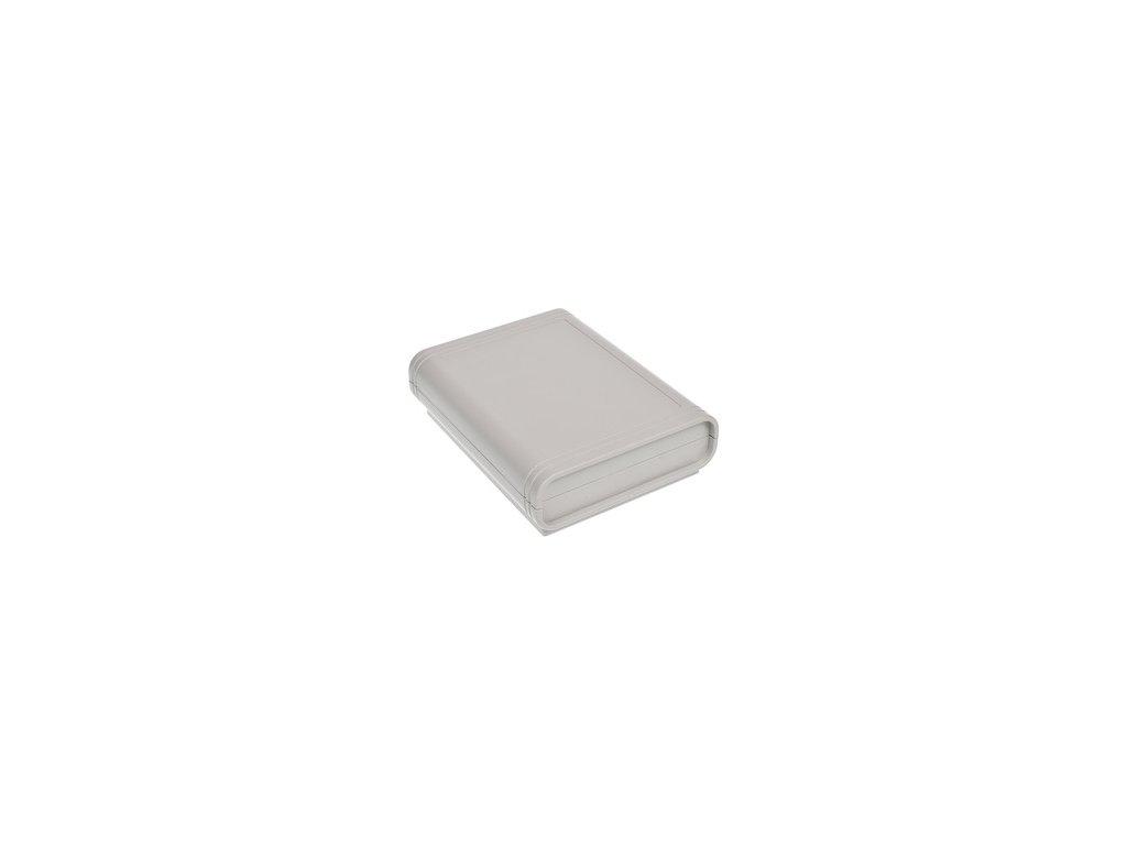 Plastová krabička Z91J, šedá