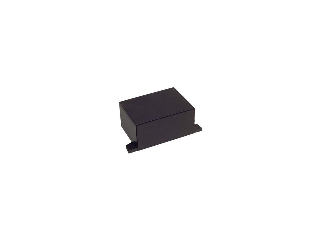 Plastová krabička Z8U, černá