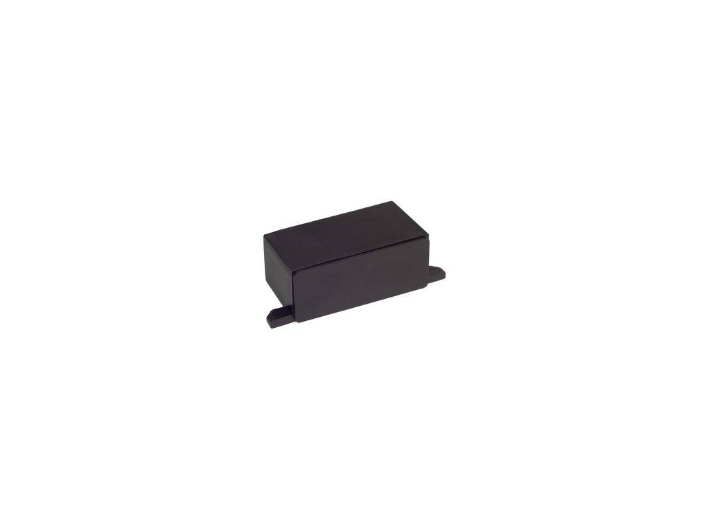 Plastová krabička Z9U, černá