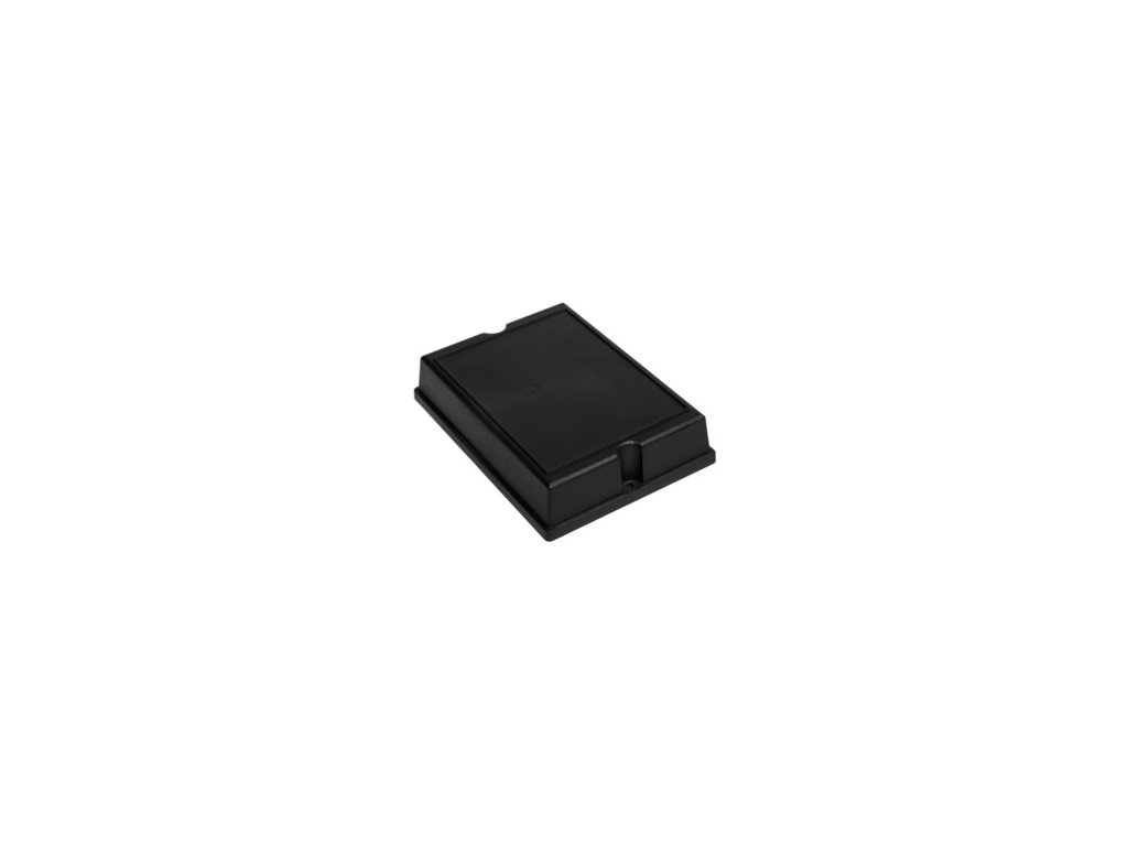 Plastová krabička Z29, černá