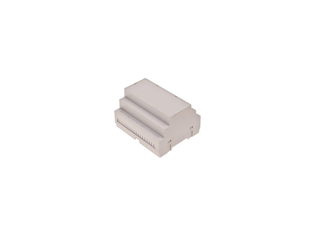 Plastová krabička Z110J, ABS UL94-V0