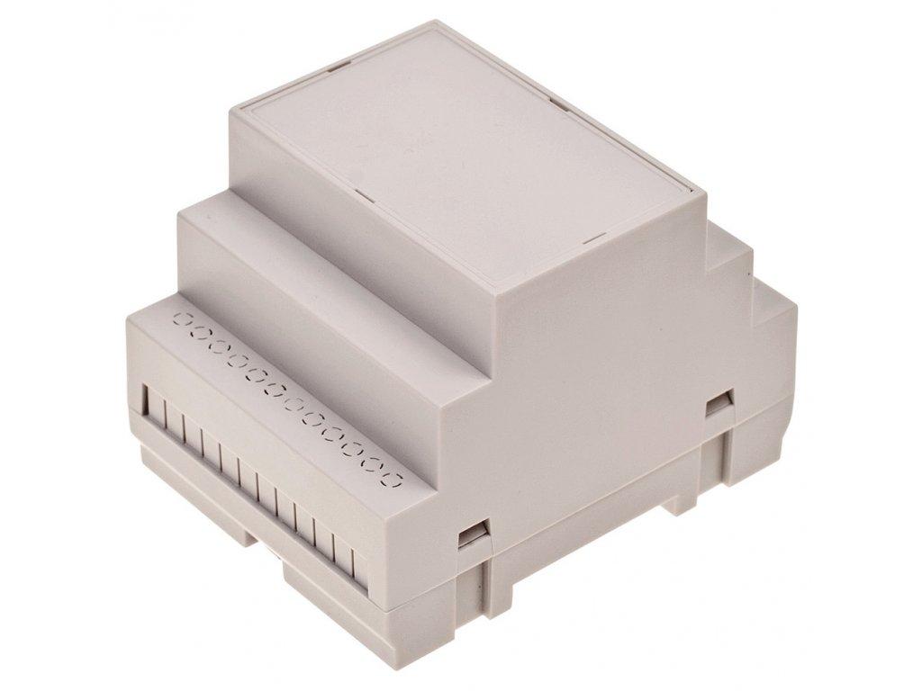 Plastová krabička Z108J, ABS UL94-V0