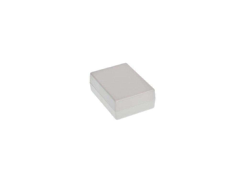 Plastová krabička Z24AJ, šedá