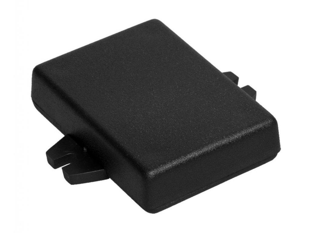 Plastová krabička Z24AU, černá