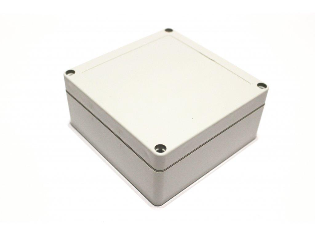 Plastová krabička BK220, šedá